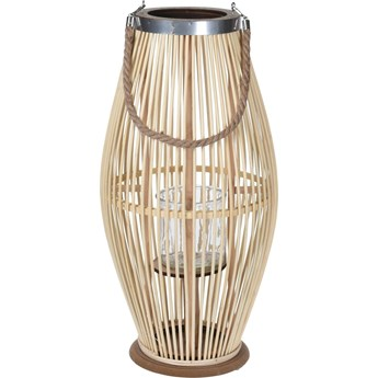 Lampion Selem naturalny bambus