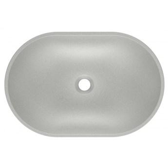 Umywalka nablatowa OLIB 60 Beton