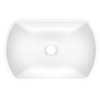Umywalka nablatowa MAUN 45 Biały