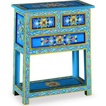 Drewniana szafka z szufladami - Cahir
