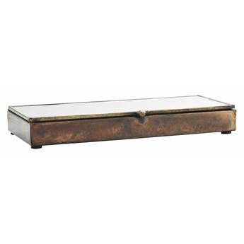 Madam Stoltz - Metalowe pudełko S