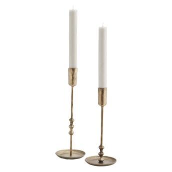 Madam Stoltz - Zestaw 2 świeczników