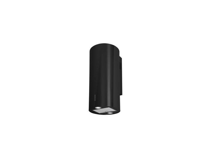 Okap przyścienny Toflesz Baltic Plus Czarny Mat Okap kominowy Kategoria Okapy