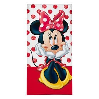 Ręcznik bawełniany licencyjny Myszka Minnie 70x140 RD-124