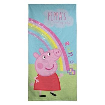 Ręcznik bawełniany licencyjny Świnka Peppa 70x140 RD-126