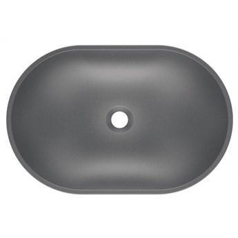 Umywalka nablatowa OLIB 60 Moonlight grey