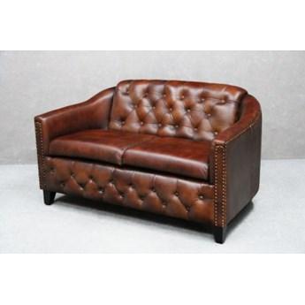 CHESTERFIELD Sofa #106 Skóra naturalna