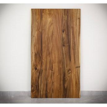 Blat drewniany PORSA 80x140 cm Orzech Włoski