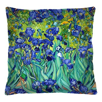Poduszka - Irises 50x50 cm