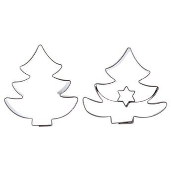 Świąteczny wykrawacz cukierniczy, foremka do ciastek, pierników, choinka, święta, Boże Narodzenie, 2 kod: O-121148