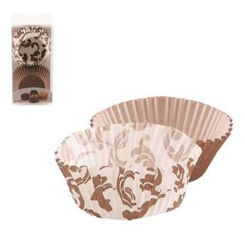 Papilotki cukiernicze do muffinek, foremka na babeczki, śr. 3,5 cm, 60 sztuk kod: O-123238