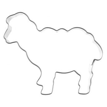Wykrawacz cukierniczy stalowy, baran, owca, baranek, owieczka, foremka do ciastek, pierników kod: O-124998