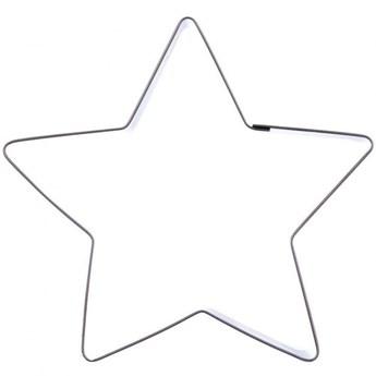 Wykrawacz, foremka do ciastek, pierników, gwiazda kod: O-124948