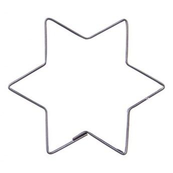 Wykrawacz, foremka do ciastek, pierników, gwiazda kod: O-121141