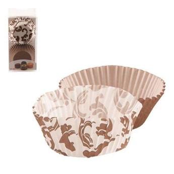 Papilotki cukiernicze do muffinek, foremka na babeczki, śr. 5,5 cm, 60 sztuk kod: O-123237
