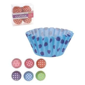Papilotki do muffinek, foremka na babeczki, śr. 2,5 cm, - 200 szt kod: O-120020