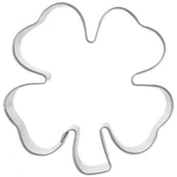 Wykrawacz, foremka do ciastek, pierników, koniczyna kod: O-124985