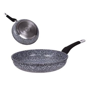 Patelnia Edenberg EB 9155 - 26 cm Ceramiczna Indukcyjna Granitowa | Kup teraz®