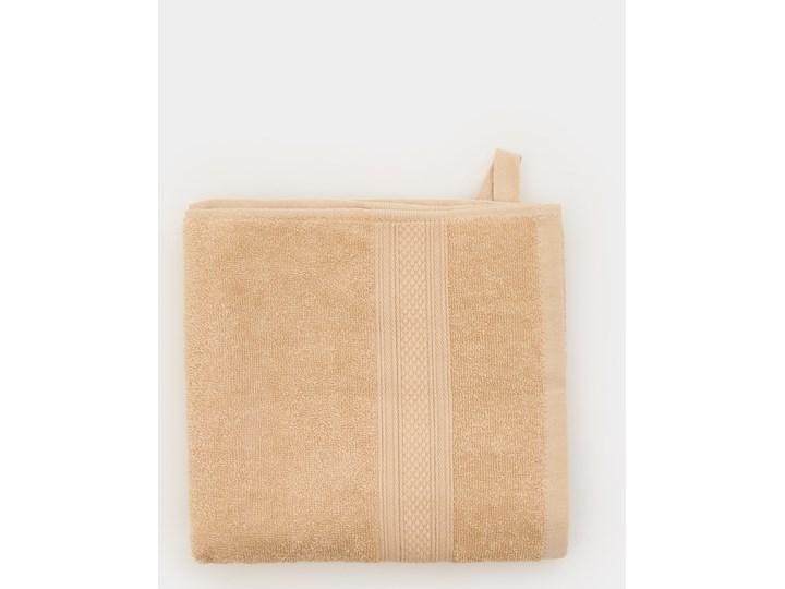 Sinsay - Ręcznik bawełniany - Beżowy 50x100 cm Bawełna Kategoria Ręczniki