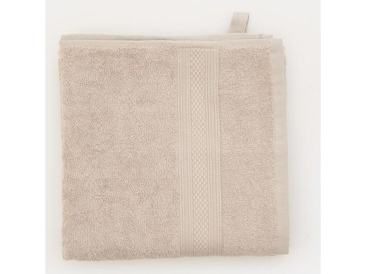 Sinsay - Ręcznik bawełniany - Jasny szary Bawełna Kategoria Ręczniki 50x100 cm Kolor Beżowy