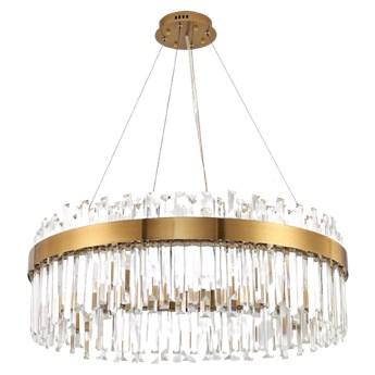 Lux - żyrandol kryształowy 50cm
