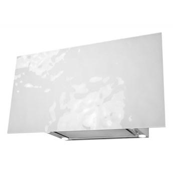 Okap kominowy Flexi Wave White 80 cm