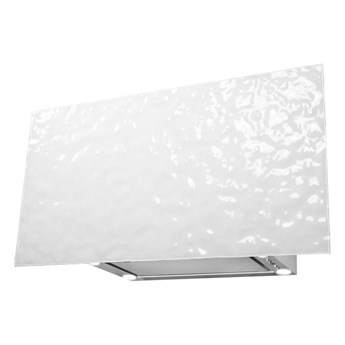 Okap kominowy Flexi Magma White 80 cm