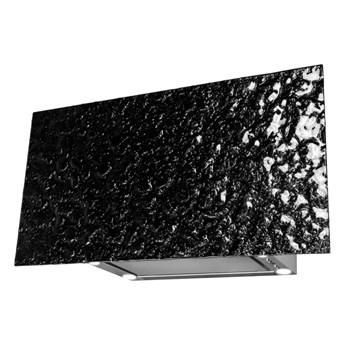 Okap kominowy Flexi Magma Black 80 cm