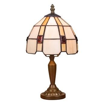Prezent 214 - Lampa stołowa TIFFANY 1xE14/40W/230V