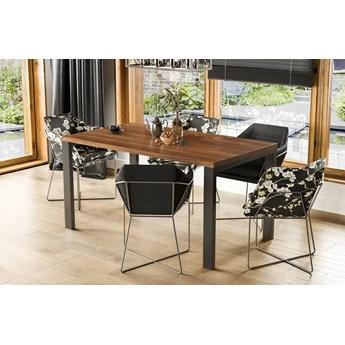 Rozkładany stół do jadalni w kolorze drewna Garant dąb stirling