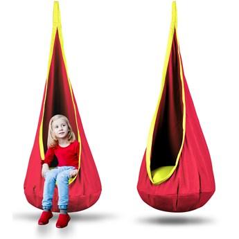 Kokon fotel wiszący Neo-Sport czerwony