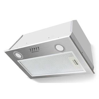 Okap kuchenny podszafkowy 60 cm Inox BE-50