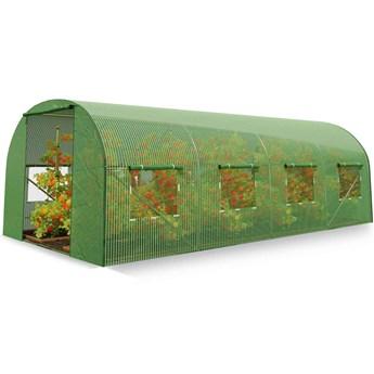 Tunel ogrodowy 3x4,5m (13,5m2) Plonos