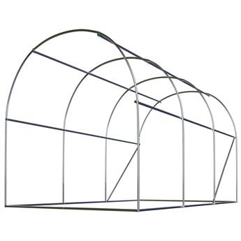 Tunel ogrodowy, szklarnia 2x3m 6m2 Plonos