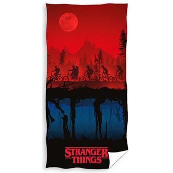 Ręcznik bawełniany Stranger Things 70x140 RDC-333