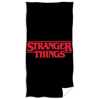 Ręcznik bawełniany Stranger Things 70x140 RDC-334