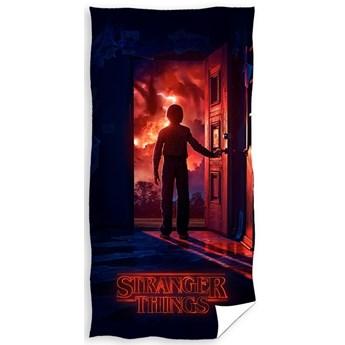 Ręcznik bawełniany Stranger Things 70x140 RDC-335