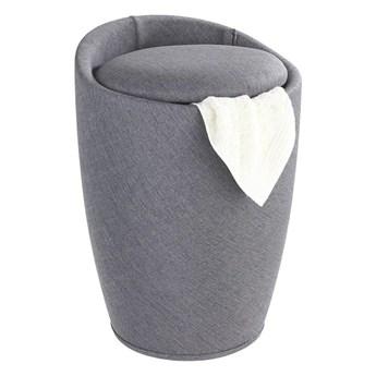 Pufa CANDY - kosz na pranie, 2w1, WENKO