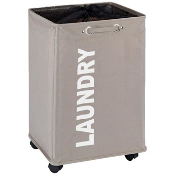 Kosz na pranie QUADRO - pojemnik 79 l, WENKO