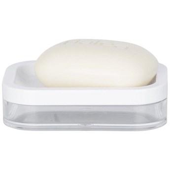 Mydelniczka akrylowa, pojemnik na mydło w kostce, ORIA WENKO