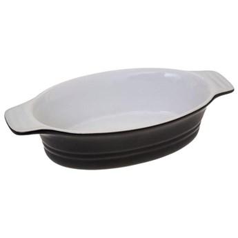 Naczynie żaroodporne z ceramiki, 22 x 11 cm