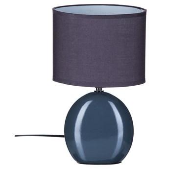 Lampa stołowa OVAL, ceramiczna, 31 cm