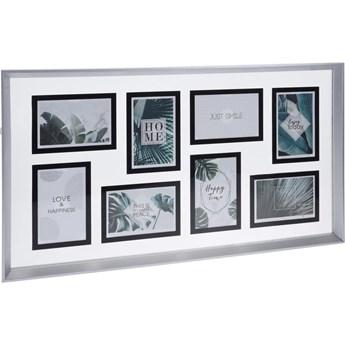 Ramka na 9 zdjęć w formie kolażu, 38 x 70 cm, ścienna