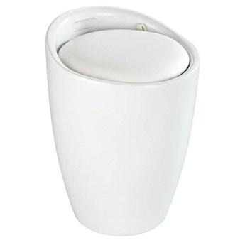 Kosz na pranie z siedziskiem CANDY, 2w1, WENKO