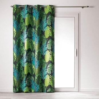 Zasłona okienna VIANE GREEN, 140 x 260 cm