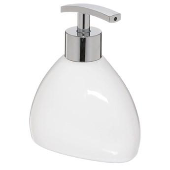 Dozownik na mydło SILK, ceramika