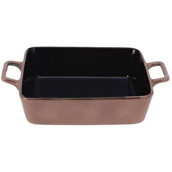 Naczynie do zapiekania, ceramika, 23,5 x 15 cm