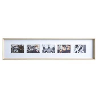Ramka na 5 zdjęć AXEL, 22 x 97 cm
