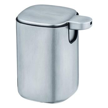 Dozownik do mydła w płynie ALASSIO, matowa stal nierdzewna, 230 ml, WENKO