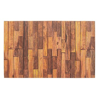 Mata antypoślizgowa LAMBRIS, 50 x 80 cm, wzór drewna, WENKO